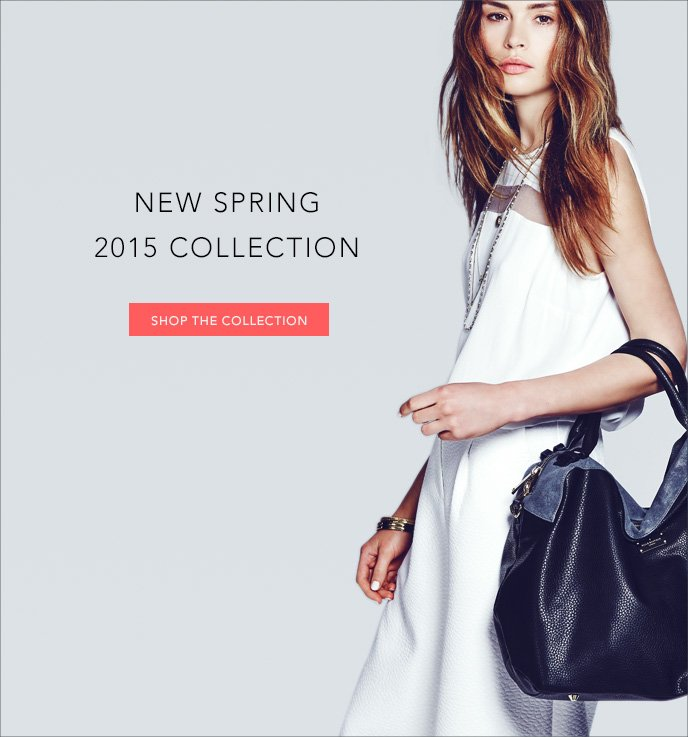 New Spring 2015 Collection Now Online
