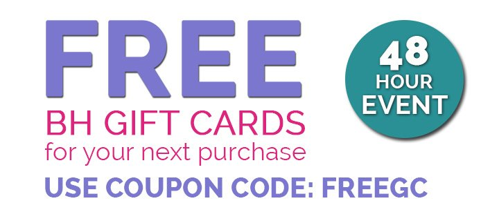 BH Cosmetics: Free $15 Gift Card! | Milled