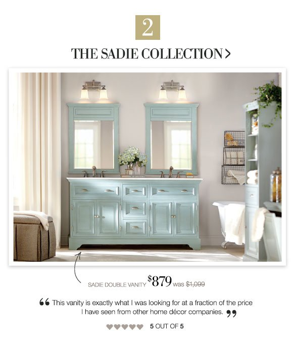 Home Decorators Collection 20 Off Our Top Rated Bath Collections Milled