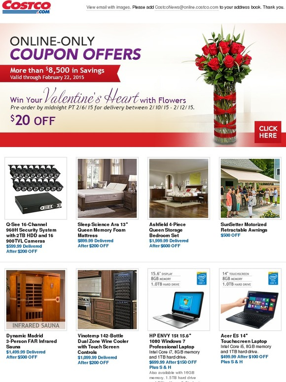 Costo New Online Only Coupon Offers Start Today Milled