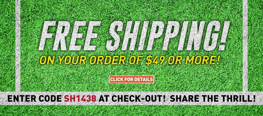 Sportsman guide free shipping code / Ashley stewart free shipping