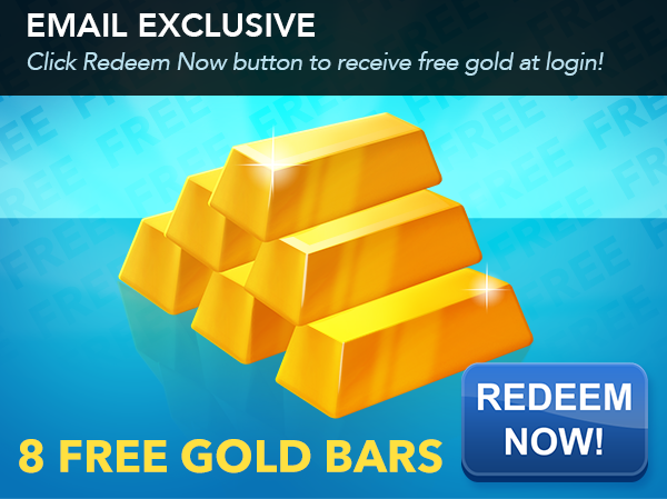 Big fish games don t miss 8 free gold bars milled for Big fish casino gold bars