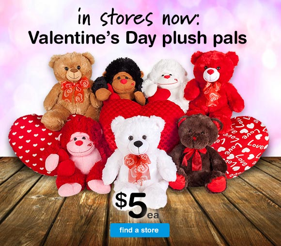 Dollar Tree In Store Specials For Your Sweetie New Ad Milled