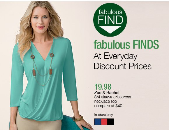 76131a90635 Stein Mart: Fabulous Finds: Jewelry, shirts, totes & more | Milled
