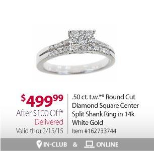 BJs Wholesale Club Savings that shine Valentines Day jewelry at
