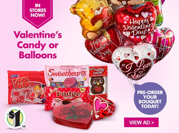 Dollar Tree: $1 Valentine\'s Day Gifts + Special Yarn Closeout   Milled