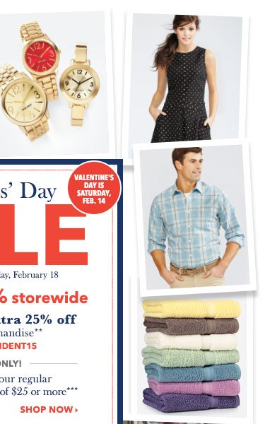 Bergners: 80+ Door Busters, up to 60% off Storewide: 1 Day Sale
