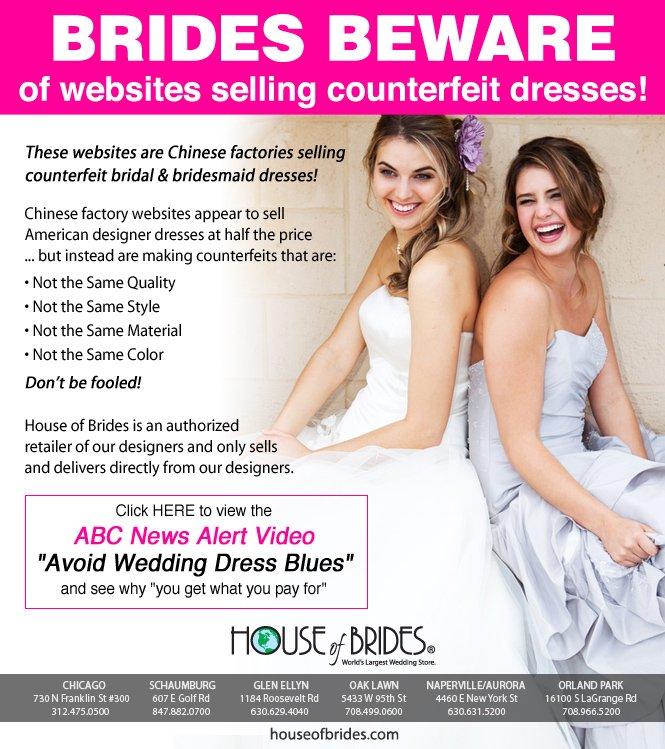 House of Brides Aurora