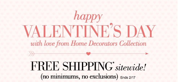 Home Decorators Collection Our Valentine To You Free Shipping On Everything Milled
