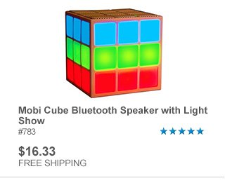 mobi cube bluetooth speaker instructions