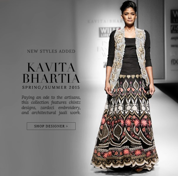 Exclusively Exclusively Featuring Kavita Bhartias New