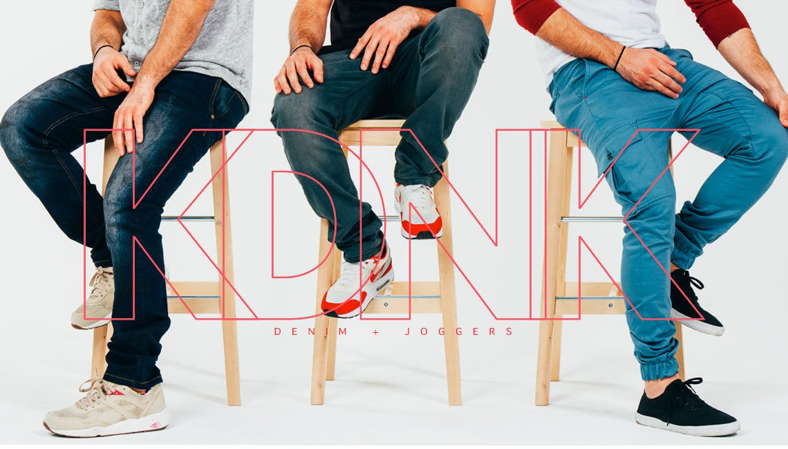 FLASHXHYPE: Blessed By 5 Brand New Styles Of KDNK Denim and ...