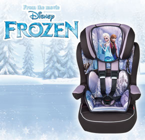 Imax Deluxe SP Frozen Group 1 2 3 Car Seat