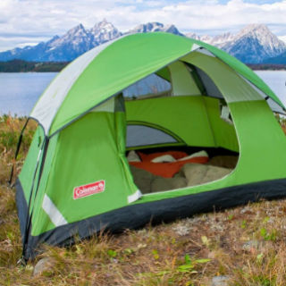 Coleman Sundome 2-Person Tent! & 1 Sale A Day: Teeth Whitening System $15 - Ray-Ban Sunglasses $70 ...