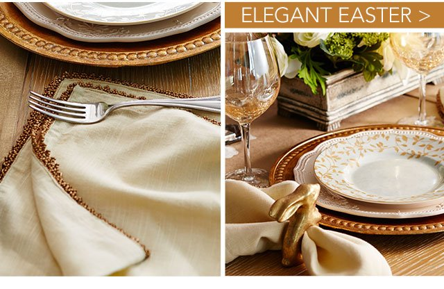 Pier 1 Top Your Table With Easter Placemats Napkins