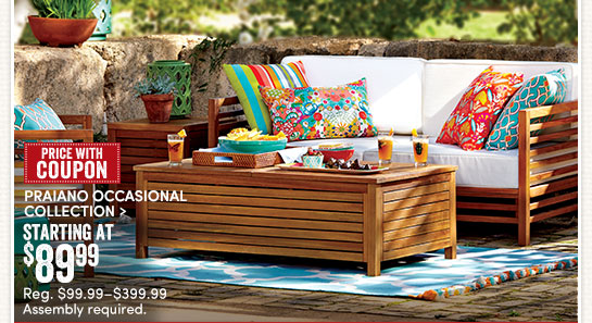 Cost Plus World Market New Outdoor Arrivals 10 Coupon Free