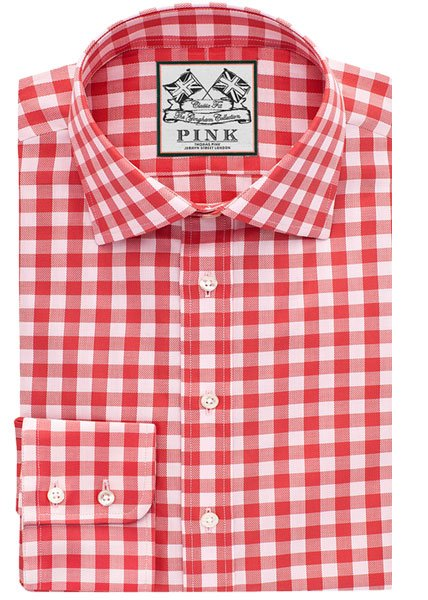 1eafddf2 Thomas Pink: New for Spring: The Gingham Collection | Milled