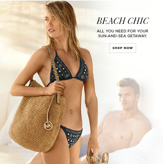 Michael Kors Vacation Essentials Just Add Sand Amp Sun
