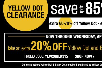picture relating to Carson Pirie Scott Printable Coupons called Carsons yellow dot discount codes / Jct600 finance offers