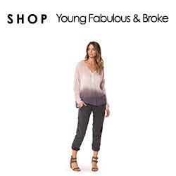 Shop: Young Fabulous Broke
