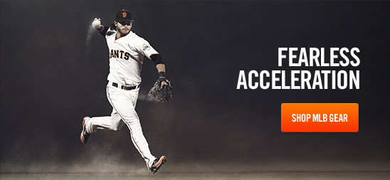 FEARLESS ACCELERATION | SHOP MLB GEAR