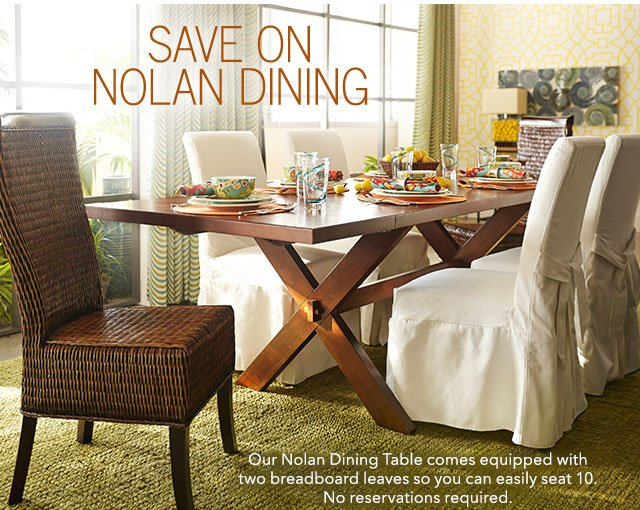 Pier 1 Save On Your Table For 10