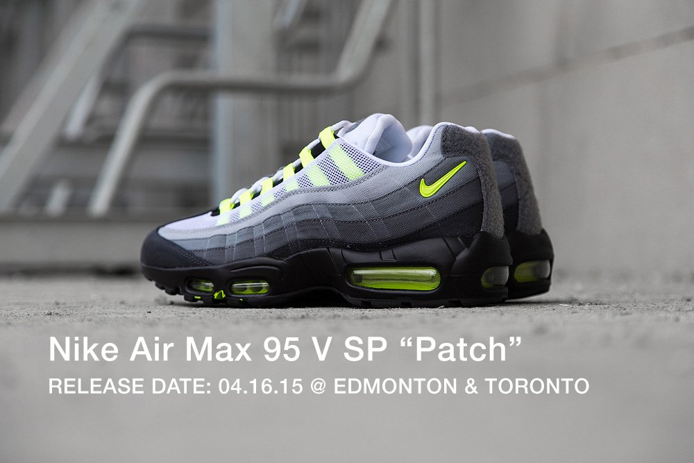 Haven: Release Info: Nike Air Max 90 & 95 V SP
