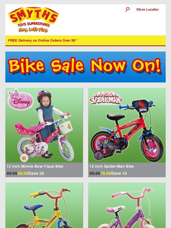 Smyths Toys Clearance Sale Vouchers. Apply At Check Out Today! FREE delivery over £25!