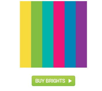 buy brights buy metallics - Cricut Vinyl Colors