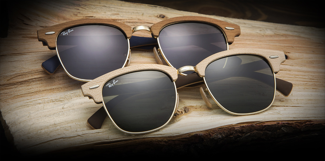 Persol: Style comes naturally - New Clubmaster Wood | Milled