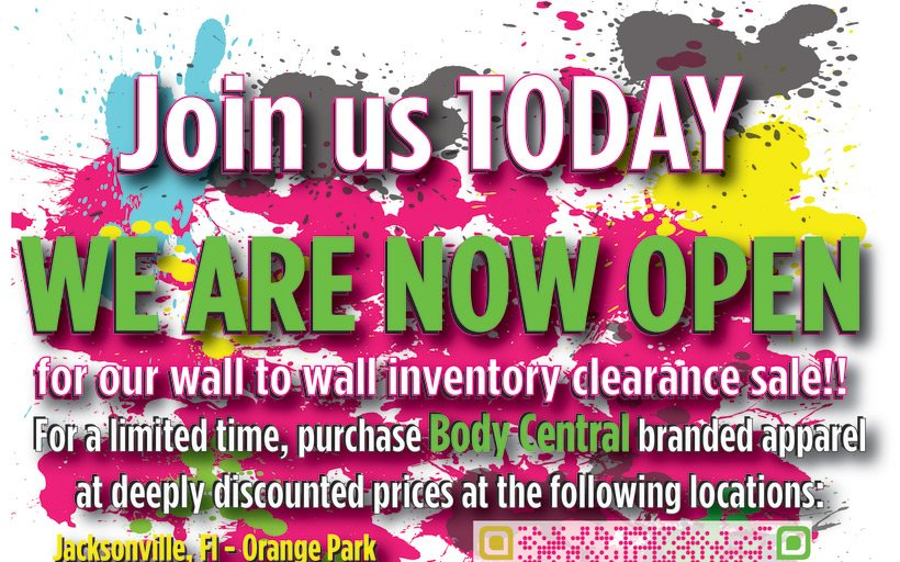 Body Central Sale >> Body Central Remaining Body Central Merchandise Liquidation