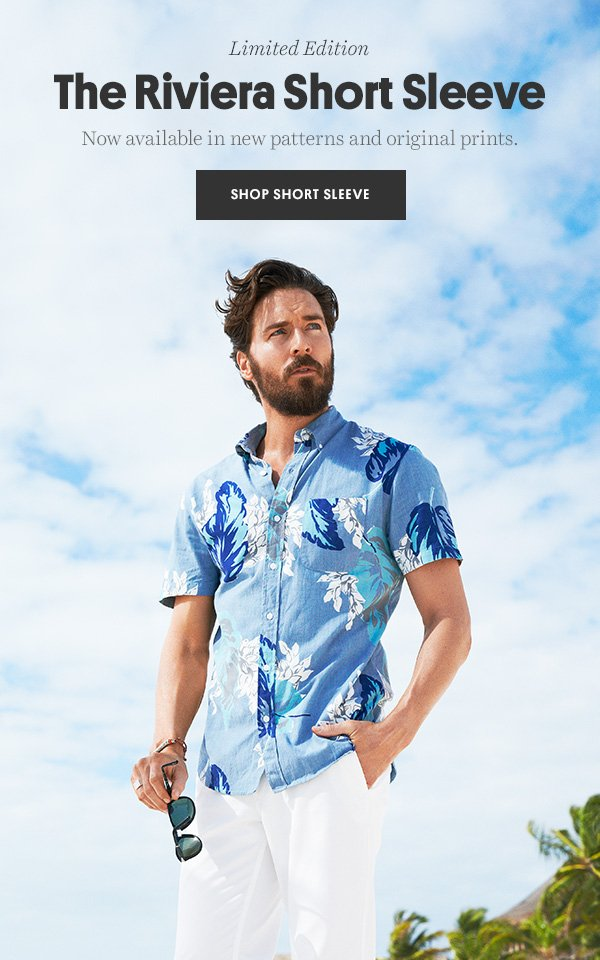 14e0d824 Bonobos: Fresh styles of short sleeve shirts have arrived | Milled