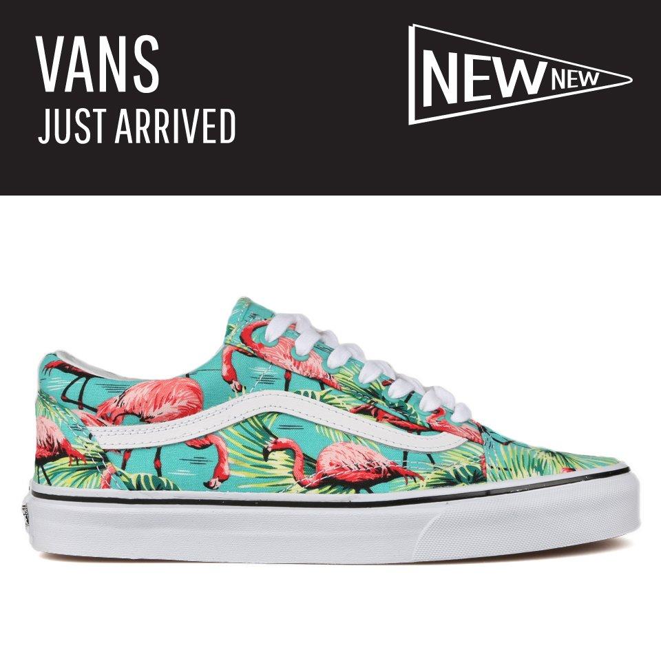 vans new arrivals