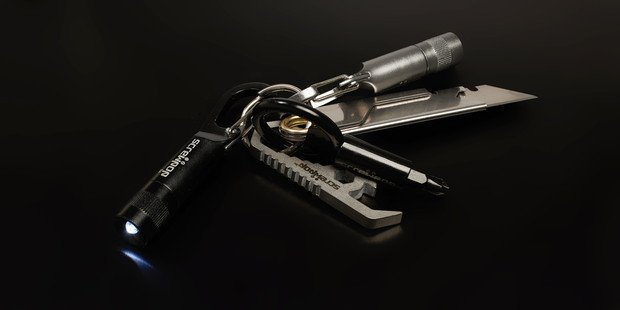 Touch of Modern: Vintage Rolex; EDC keychain tools; Exotic