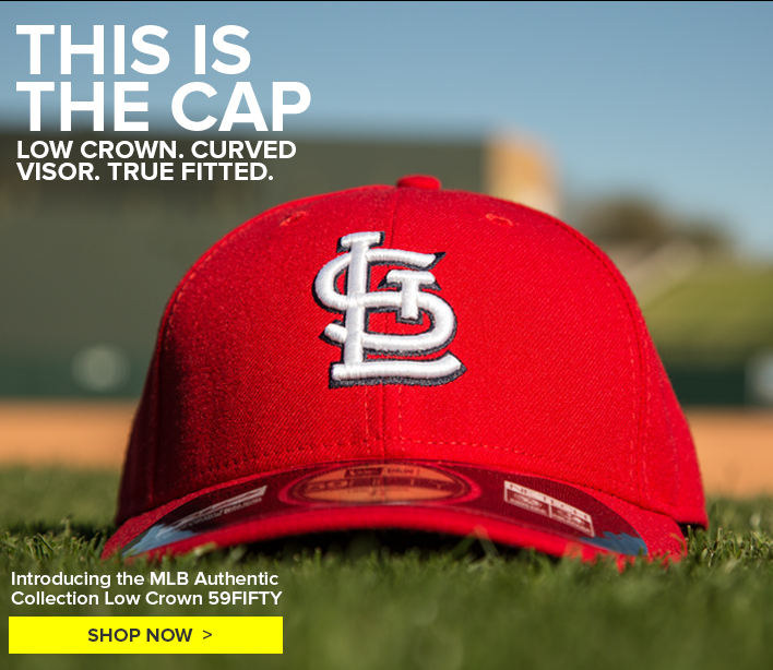 new arrival e5265 c7924 Shop The MLB Authentic Collection Low Crown 59FIFTY