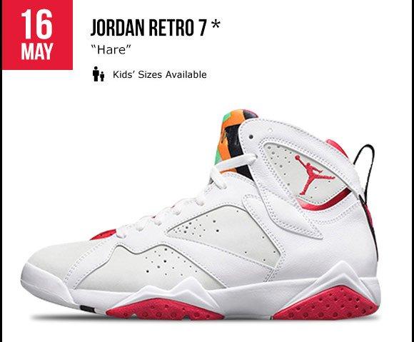 new product df357 cfdeb Foot Locker  Releasing tomorrow  Jordan Retro 7