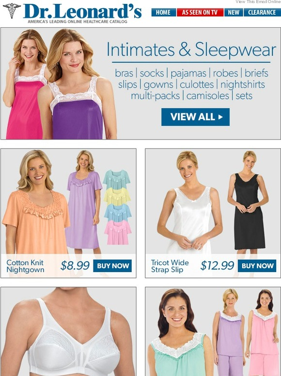Drleonards com online shopping