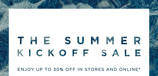 Michael Kors Good To See You Summer Enjoy Up To 30 Off