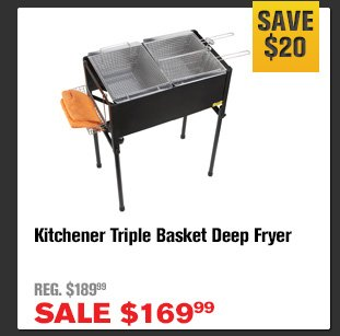 northerntool com father s day sale starts now milled rh milled com Portable Deep Fryers Commercial French Fryer Propane