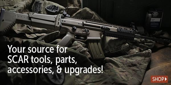 Brownells: Your Source for FN SCAR Tools, Parts, & Upgrades