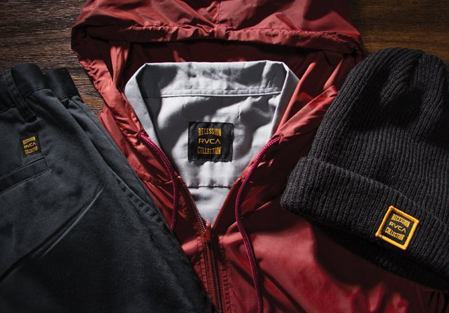 RVCA: Introducing the RVCA Recession Collection | Milled