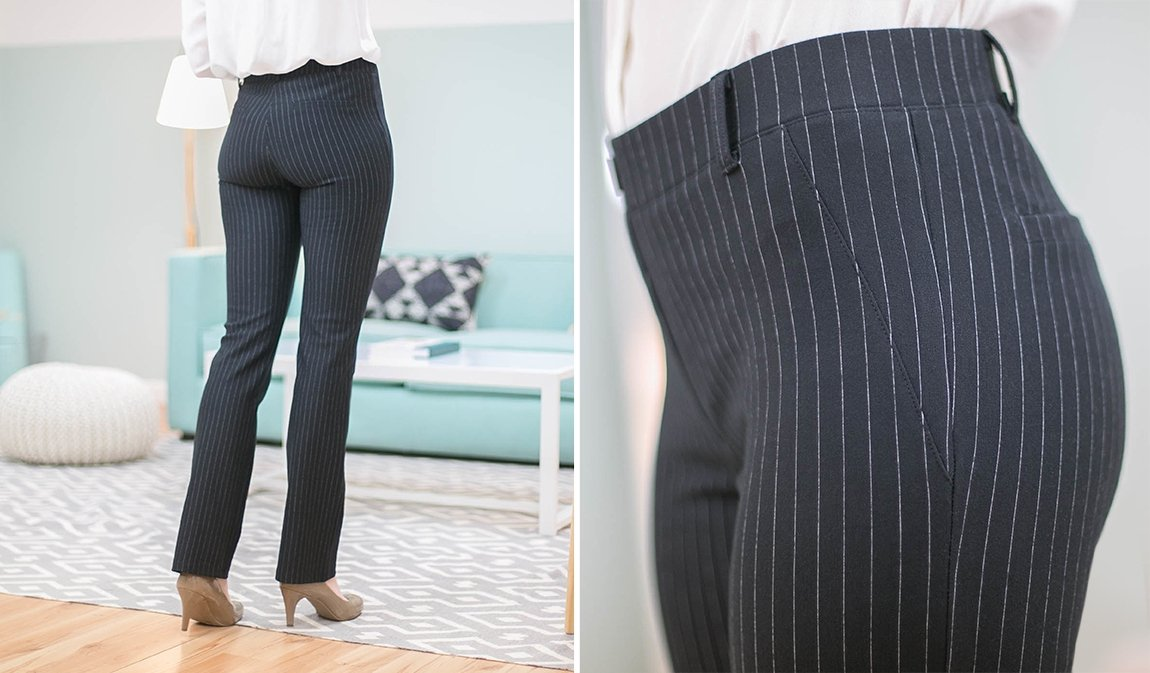 Betabrand: Office-Misery-Reduction Plan: New Dress Sweats, Yoga ...