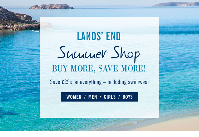 This includes tracking mentions of Lands' End coupons on social media outlets like Twitter and Instagram, visiting blogs and forums related to Lands' End products and services, and scouring top deal sites for the latest Lands' End promo codes. We also partner with Lands' End directly to obtain new Lands' End deals as soon as they go live.