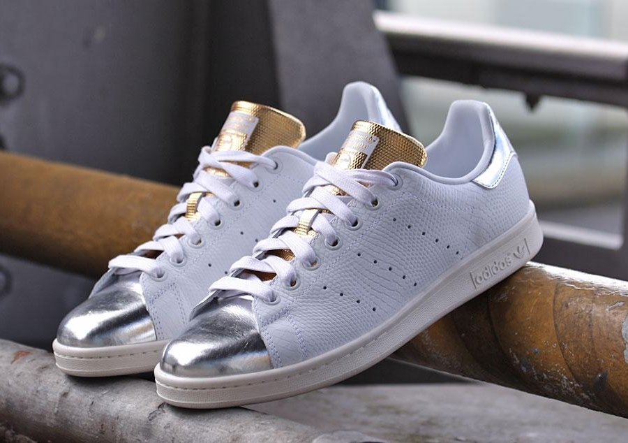 Afew Sneaker Store Adidas Stan Smith Metal Toe New