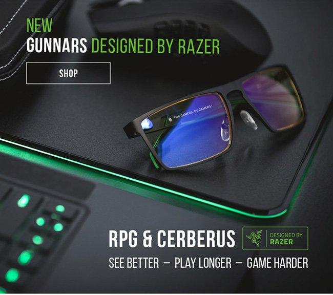 628b538577 GUNNAR Optiks  Exclusive GUNNAR X RAZER®Computer   Gaming Eyewear ...
