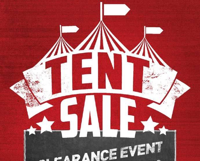 TENT SALE CLEARANCE EVENT - SAVE 25-50% ON SELECT CLEARANCE APPAREL FOOTWEAR  sc 1 st  Milled : tent clearence - memphite.com