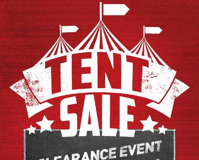 TENT SALE CLEARANCE EVENT - SAVE 25-50% ON SELECT CLEARANCE APPAREL FOOTWEAR  sc 1 st  Milled & Dicku0027s Sporting Goods: Save 25-50% Off During Our Tent Sale ...