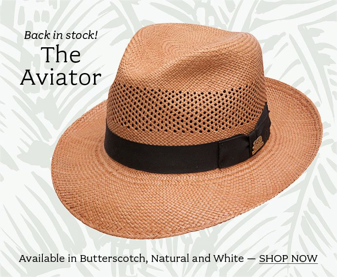 9f22e1dbfcaf3 STETSON  The Aviator Hat is Back in Stock - Shop Now