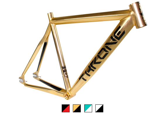 City Grounds: NEW Throne Frames & Complete Bikes Now In Stock At