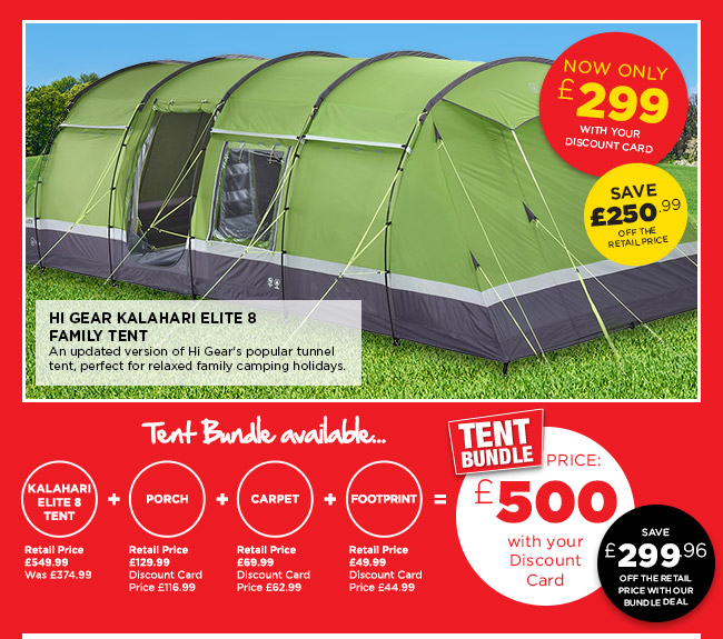 go outdoors tent camping sale preview now on hi gear. Black Bedroom Furniture Sets. Home Design Ideas